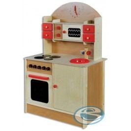 Dětská dřevěná kuchyňka AD266 -