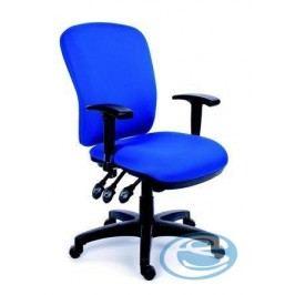 Kancelářské křeslo Comfort modré - MAYAH