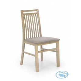 Jídelní židle Hubert 9, sonoma - HALMAR