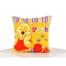 polštář Medvídek Pú Honey 40X40