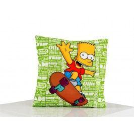 Jerry Fabrics polštář Simpsons Bart 2016 40x40