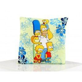 Jerry Fabrics Polštář The Simpsons 2016 40x40
