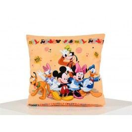 Jerry Fabrics Polštář Mickey and Friends 40x40