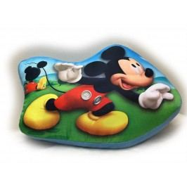 Jerry fabrics Tvarovaný Polštářek 37x22 Mickey