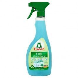 Frosch čistič na kuchyně s přírodní sodou 500 ml