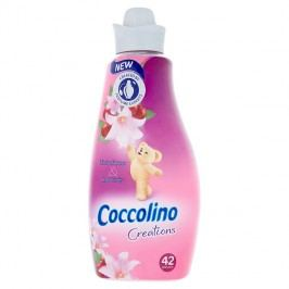 Coccolino Creations aviváž Tiare flower & red fruits, 42 praní 1,5 l