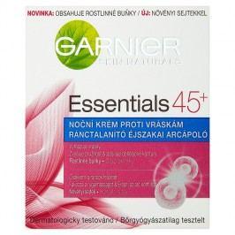 Garnier Skin Naturals Essentials 45+, noční krém proti vráskám 50 ml