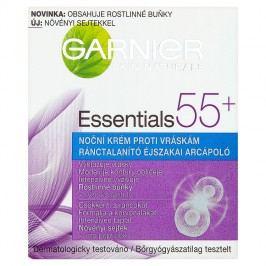 Garnier Skin Naturals Essentials 55+, noční krém proti vráskám 50 ml