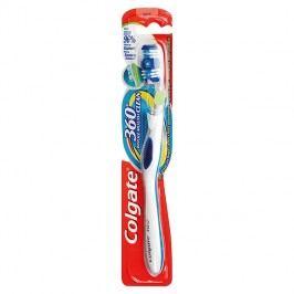 Colgate 360° měkký zubní kartáček modrý/fialový