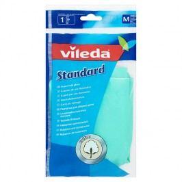 Vileda Standard rukavice pro domácnost, M 1 ks