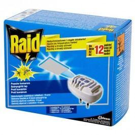 Raid Silver elektrický strojek  se suchou náplní 10 ks