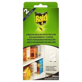 Raid past proti potravinovým molům 2 ks