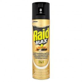 Raid spray MAX lezoucí hmyz 400 ml