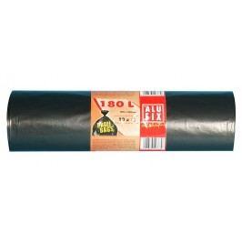 Alufix odpadkové pytle černé, 180 l 10 ks