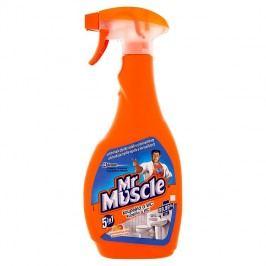 Mr. Muscle koupelna a wc 5v1, dezinfekční přípravek 500 ml