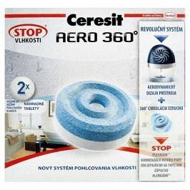 Ceresit Stop vlhkosti AERO 360° - náhradní tablety  2 x 450 g