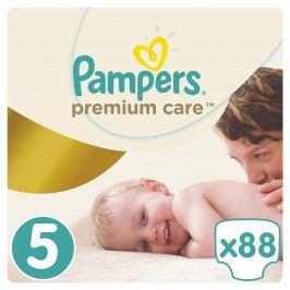 Pampers Premium Care pleny 5 Junior, 11-18 kg 88 ks