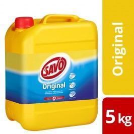 Savo Original dezinfekce vody a povrchů 5 l