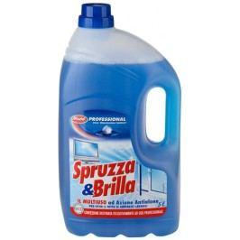 Spruzza & Brilla, na mytí tvrdých omyvatelných povrchů 5 l