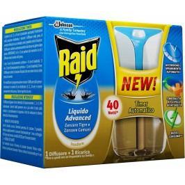 Raid elektrický odpařovač s tekutou náplní Advanced 1 + 33 ml