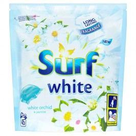 Surf White Orchid & Jasmine kapsle, 45 praní 45 ks