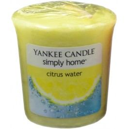 Yankee Candle - Votive Citrus Water 49 g