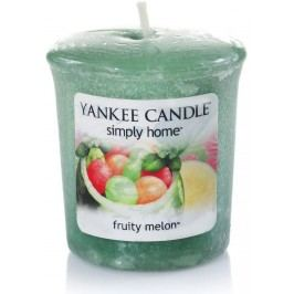 Yankee Candle - Votive Fruity Melon  49 g
