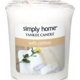 Yankee Candle - Votive Soft Cotton 49 g