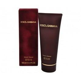 Dolce & Gabbana Pour Femme 2012 - sprchový gel 250 ml