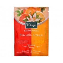 Kneipp červený pomeranč & grep sůl do koupele 60 g