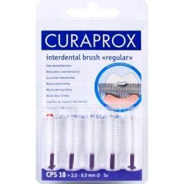 Curaprox Regular Refill 18 - 8,0 mm náhradní katáčky fialové, 5 ks