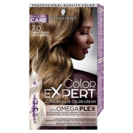 Schwarzkopf Color Expert barva na vlasy 7.0 Tamvě plavý, 50 ml