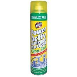 Xanto Power Activ čisticí pěna na koupelny citrus 500 ml