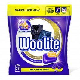 Woolite Black, Darks, Denim kapsle, 28 praní 28 ks