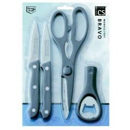 Sada nůž nůžky otvírák 4 ks CS SOLINGEN CS-009441