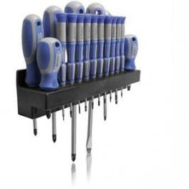 Elektrikářské šroubováky 18 ks  ERBA ER-01021