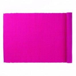 Prostírání 130 x 40 cm PUR růžová KELA KL-77800