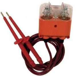 Elektrikářská zkoušečka napětí 100-500 V ERBA ER-10004
