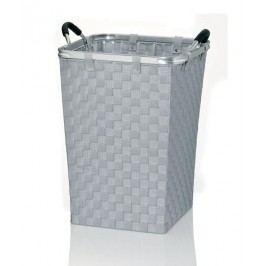 Koš na prádlo ALVARO světle šedá KELA KL-22719