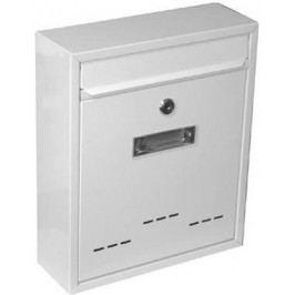 Schránka poštovní RADIM malá 310x260x90 mm bílá G21 G21-639216