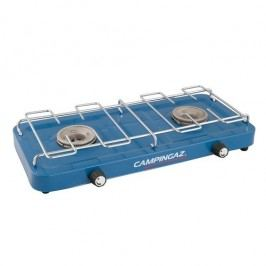 BASE CAMP- dvouplotýnkový vařič na PB lahve (2 x 1600 W / 1,4 kg) CAMPINGAZ 2000009597