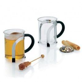 Šálky na čaj VENECIA 200 ml 2ks, skleněné KELA KL-10850