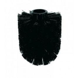 WC kartáč JET, náhradní černý KELA KL-18888