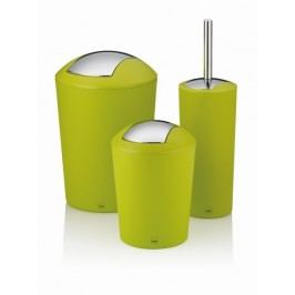 Odpadkový koš MARTA 5L plast, zelený KELA KL-22771