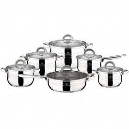 Sada nádobí nerez 12 ks Gourmet Line BLAUMANN BL-3151