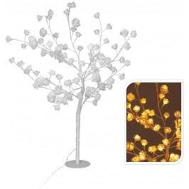 Vánoční světelný strom růže, 96LED, 100 cm, teplá bílá   EXCELLENT KO-AXF200610