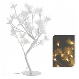 Vánoční světelný strom květy, 32LED, 45 cm, teplá bílá     EXCELLENT KO-AXF200630