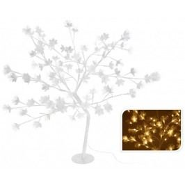 Vánoční světelný strom květy, 96LED, 100 cm, teplá bílá     EXCELLENT KO-AXF200640