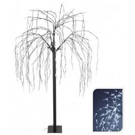 Vánoční světelný strom vrba, 400LED, 180 cm, bílá     EXCELLENT KO-AXF200780