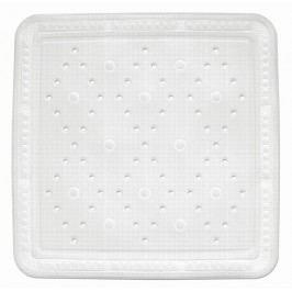 Sprchová podložka KRETA PVC bílá 55x55cm KELA KL-22360
